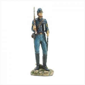 UNION SOLDIER FIGURE #37164