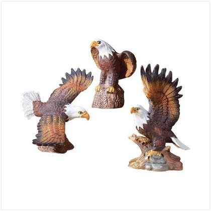 MINIATURE EAGLE SET  # 27135