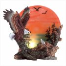 EAGLE AND CHICKS NIGHT LIGHT  32291