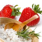 Strawberry Scented Bath Salt Crystals - 2 lbs