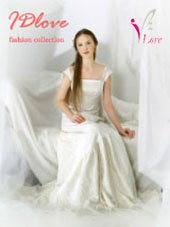 IDlove Wedding Dress