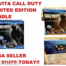Call of Duty ,Black Ops Declassified Limited Edition PS Vita Wi-Fi Bundle