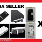 3 Wholesale Lot External Battery Case Cover Charger Flip Samsung Galaxy S3