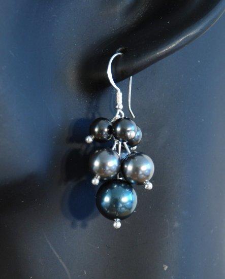 Designer fashion, bridal, prom crystal earrings jewelry, Swarovski Multiple Colours - EAR 0016