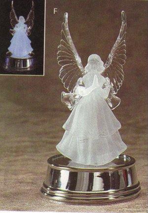ILLUMINATED ANGEL