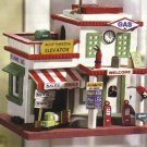 GAS STATION BIRDHOUSE