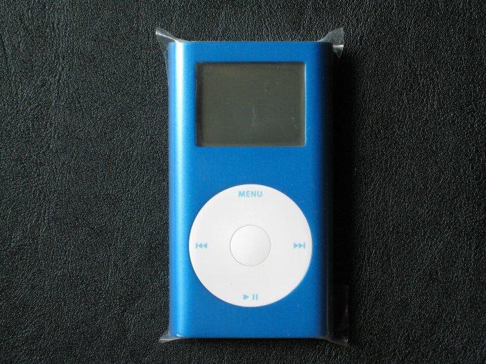Apple iPod Mini Blue 4GB MP3 4 GB Player M9802LL/A