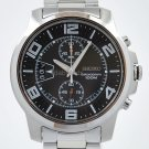 Seiko Sports Chrono Black Big Display WR100m  SNN167P2