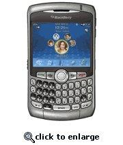 Blackberry 8320 Curve Unlocked GSM Cell Phone w/ WIFI