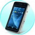 Elegance Dual SIM Quadband Cell Phone w/ 3 Inch Touchscreen