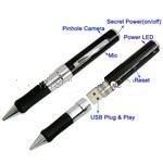 Mini Pen interview Recorder (MP9), with 640*480 pixels, 2GB