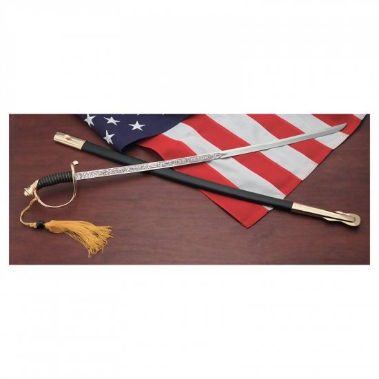 Maxam® Reproduction U.S. Marine Non-Commissioned Officer's Saber