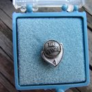 OLD KRYSTAL CO. RESTURANT 1/10 10kt GOLD  SERVICE PIN 4 YEAR