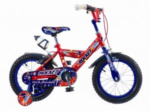"Rocket Boys 12"" & 14"" Bike"