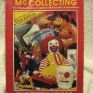 McCollecting Price Guide book to McDonald's Collectibles First Edition Happy Meals & more