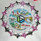 WORLD'S FAIR expo 1974 Spokane WA Vintage Retro Plate