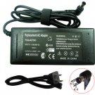 AC Power Adapter for Sony Vaio VGN-CR290EBP/C VGN-E92B