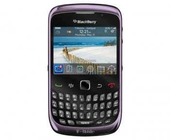 BlackBerry 9300 (Smokey Violet) on T-Mobile.