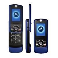 Motorola RIZR Z3 Blue Quad Band Phone (Unlocked)