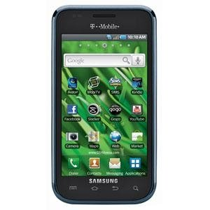 Samsung Vibrant Galaxy (T-Mobile Only) Touchscreen GSM Smartphone