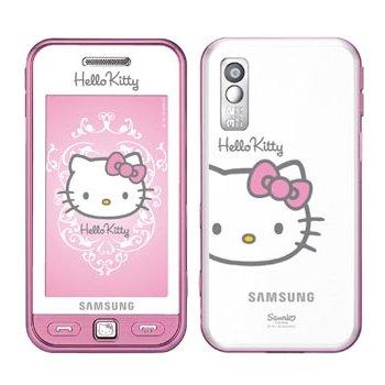 Samsung S5230 Star Limited Edition Hello Kitty GSM Quadband Phone (Unlocked)