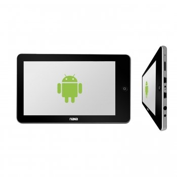 "Naxa NID-7001 Core� 7"" Tablet PC with 8GB Built-In Memory Powered by Android."