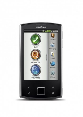 T-Mobile Garminfone Android Phone (T-Mobile).