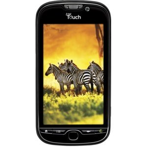 Tmobile HTC myTouch 4G Mobile Phone - myTouch Black.