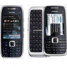 Nokia E75 GSM Quadband Phone (Unlocked) Black.