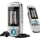 Sony Ericsson W20i Zylo GSM Quadband Phone (Unlocked) Silver.
