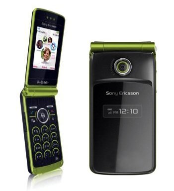 Sony Ericsson TM506 GSM Tri-band Phone (Unlocked) Emerald.