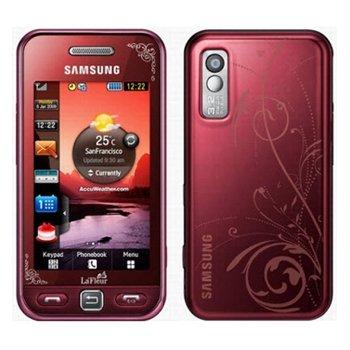 Samsung S5230 Star GSM Quadband Phone Le Fleur Special Edition (Unlocked).