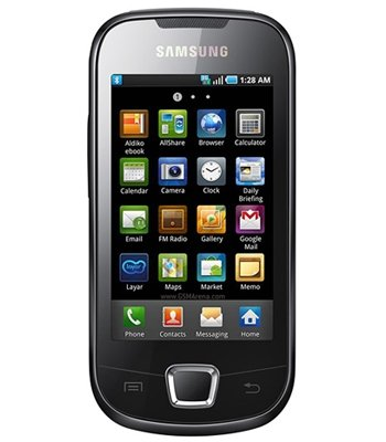 Samsung I5800 Galaxy 3 GSM Quadband Phone (Unlocked).
