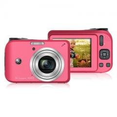 "GE Smart Series Digital Camera 14MP, 5X Optical Zoom, 2.7""LCD with advanced feature..."