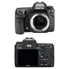 Pentax Imaging 14.6 MP K-7 Body Kit.