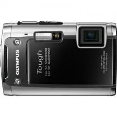 Olympus America TG-610 14 MP Dig Cam-Black.