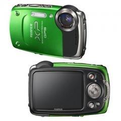 Fuji Film USA XP30 14 MP Dig Cam-Green.