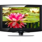 "Coby 24"" TFTV2425 1080p LCD TV/Monitor with HDMI Input HDTV ATSC Digital Tuner."