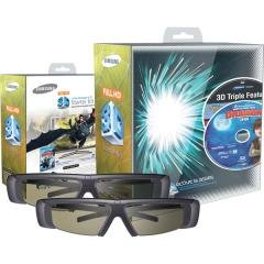 Samsung 3D Glasses Kit For Adults.