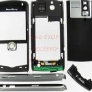 Black OEM T-Mobile RIM BlackBerry 8100 Pearl Full Housing GSM