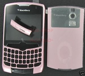 Verizon Original RIM Blackberry Curve 8330 Housing Case Pink