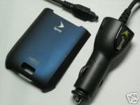 Palm Treo 755p 755 OEM Battery Back Door+Car DC Charger