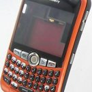 Orange Complete Housing Case RIM BlackBerry 8330 Curve