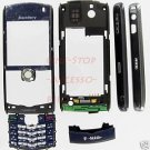 Blue OEM T-Mobile BlackBerry 8100 Pearl Full Housing Case