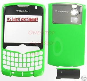 Alltel Green RIM Blackberry Curve 8330 OEM Housing Case