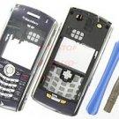 Sprint Original BlackBerry 8130 Pearl Full Complete Housing Blue