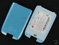 LG OEM Genuine Battery Rumor Scoop LX 260 AX260 UX260 LGLP-AHFM Blue