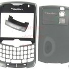 Sprint OEM Rim Blackberry Curve 8330 Housing Titanium Gray
