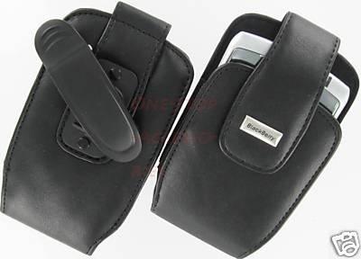 RIM Blackberry Genuine Leather Case Nextel Curve 8350i