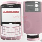OEM Blackberry Curve 8300 8310 8320 Housing Cover Pink